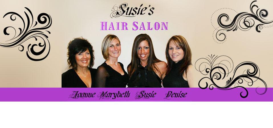 Susies Hair Salon in Barnegat