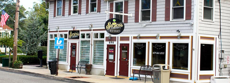 Serpico's Ristorante Pizza in Barnegat NJ