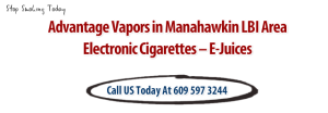 Advantage Vapors In Manahawkin