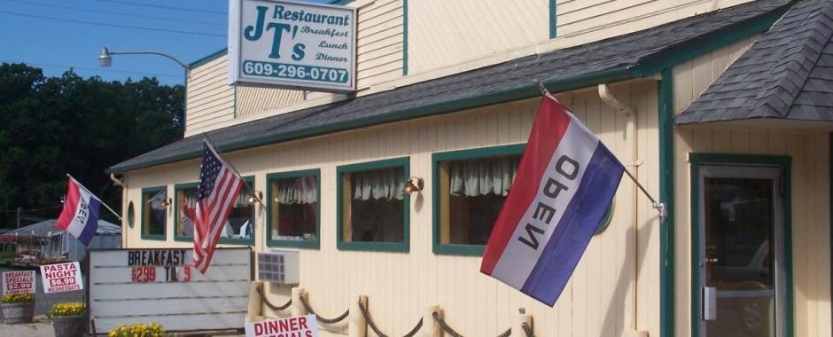 JT's Restaurant in Little Egg Harbor
