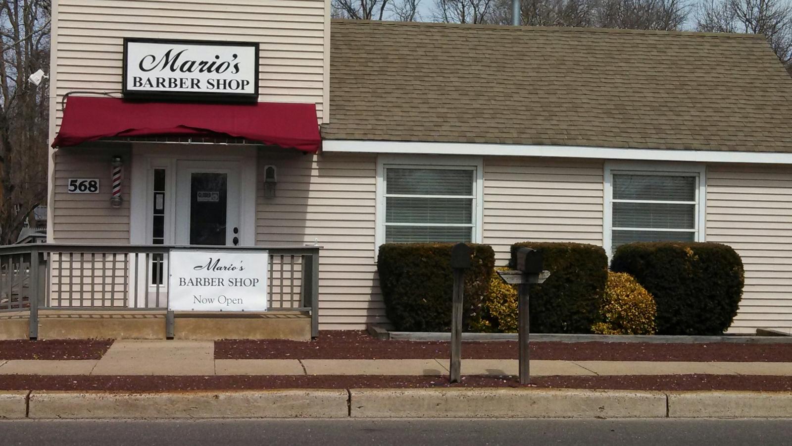 Mario's Barber Shop in Manahawkin