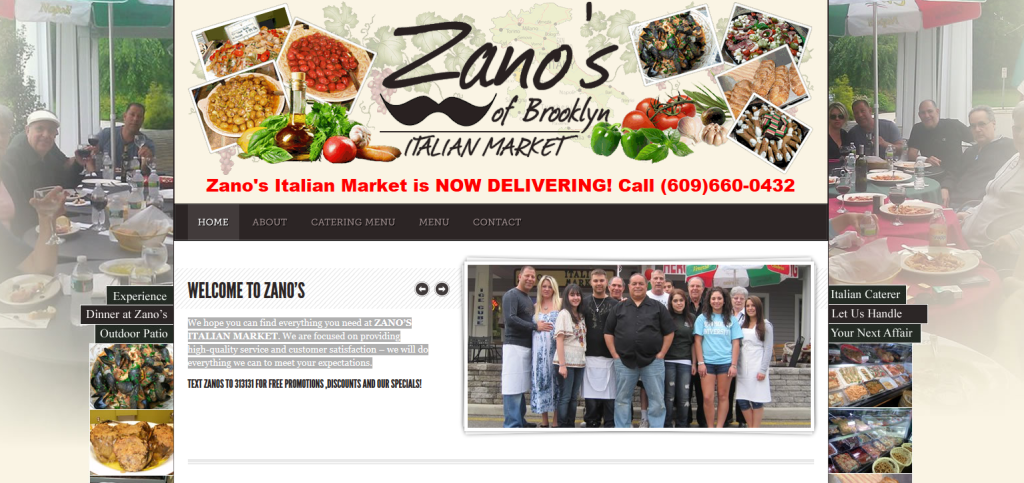 zano's website