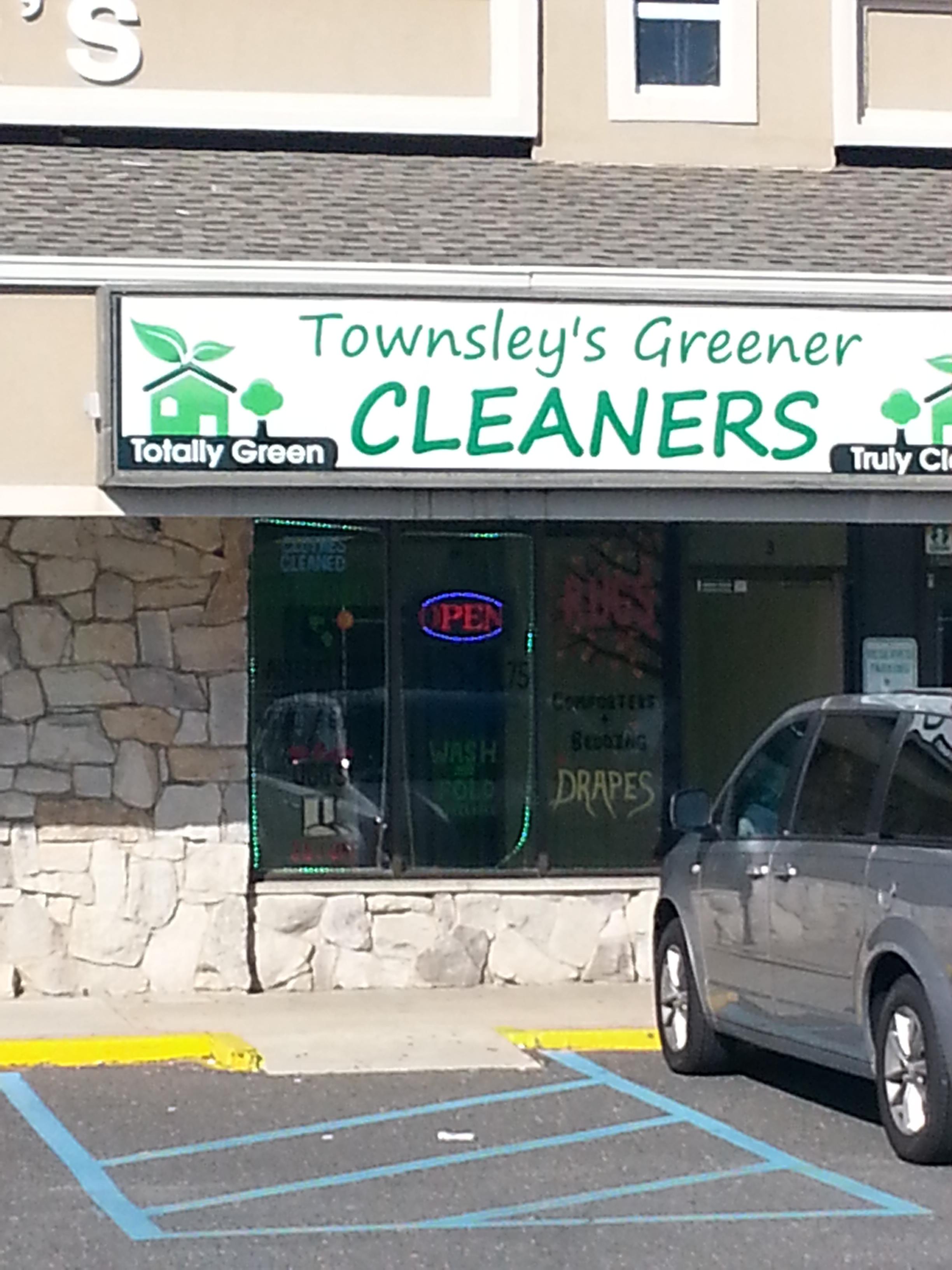 Townsley Greener Cleaners Now Open in Barnegat
